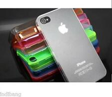 For iPhone 4 4S 4G Matte Cover Thin Air Jacket Hard Case many colors and combos