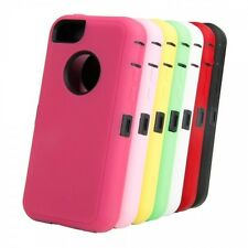 New 2013 Model Iphone 5C Hybrid Case 3 in 1 Shock/Dirty Resistance For Iphone 5C