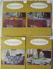 CHOOSE A FALL TABLE RUNNER OR MANTLE SCARF