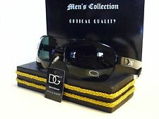 DG Mens Collection Modern Aviator Sunglasses +Free Microfiber Bag DG79