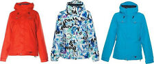 Volcom Snow SHORE INSULATED Snowboard Jacket 80g Loft AUTHENTIC Womens NEW 2014