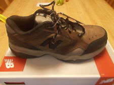 NEW BALANCE MEN'S MID6270 SAFETY TOE STEEL TOE SHOE MEDIUM OR EXTRA WIDE NEW