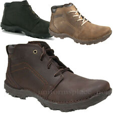 Men's Caterpillar Boots Transform CAT Boot Dark Beige Brown Leather