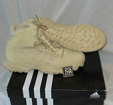 New 8.5 Adidas GSG9 Desert Low Combat Boots Military SWAT Shoes GSG 9.3 U41774