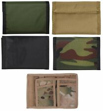 Nylon Tri-Fold Commando Wallet Military Style 10629 Rothco