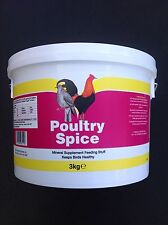 Battles Poultry Spice (450g, 1.5kg, 3kg) for Chickens, Hen, Quail, Hatching Eggs