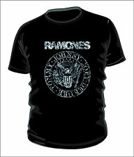 ramones t-shirt 100% cotton