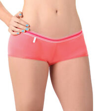 Laura Women's Boyshort Low Rise High Quality Panty #000211