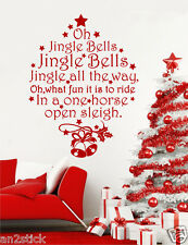 Christmas Decoration Wall Quotes Decor,Home Decor,Wall Stickers,Wall Decals w155