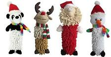 Christmas Dog Toy ~ Plush Christmas Noodle Toy ~ Festive present for Dogs!!