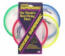 "Aerobie Superdisc 10"" FLYING DISC (Frisbee Sports Disc)"