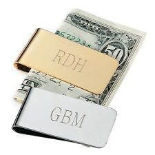 Manhattan Money Clip - Option to Personalize