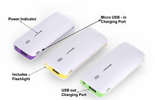 Portable USB External Power Bank Battery Charger for IPAD Iphone Galaxy 5,200mAh