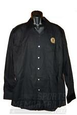 Boston Bruins Antigua Bruins Logo Button Down Collar Shirt