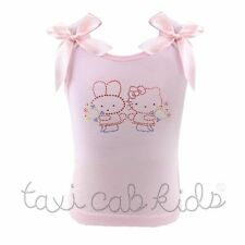 Pettitop Tank Hello Kitty Easter * Pictures Pageant Party * NWT * 1-10/12 Yr