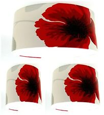 NEW Lampshade Handmade with Next Poppy Red Wallpaper FREE P&P