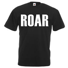 ROAR Katy Perry pop song t shirt 12 colours Mens Ladies Kids XS to 5XL