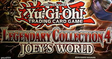 YuGiOh Legendary Collection 4: Joey's Worlds LCJW Common Spell Cards 1st Ed New