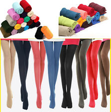 Sexy Fashion Ladies No Sheer Velvet Winter Thick Pantyhose Stockings-40 Colors