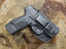 Gunner's Custom Holster XDS 3.3 IWB CCW Concealment Holster Tuckable Adjustable