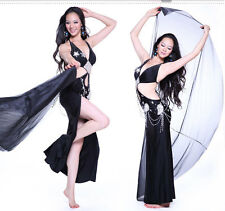 New 2013 quality Belly Dancing Costumes Dancewear Performance Outfit One Size