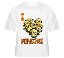 I Love Minions T-Shirt Despicable Me 2 Youth and Adult Sizes!