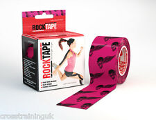 Rocktape Kinesiology Elastic Sports Tape CFT Many Colours Fast Shipment
