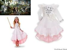 Disney Store Glinda Deluxe Costume Gown Oz The Great and Powerful Size 4 5 6 NWT