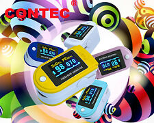 CE FDA NEW Fingertip Pulse Oximeter oxymeter Oximetry ,Spo2,6 colors and models