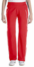 Russell Athletic Women's Pockets Elastic Waistband Polyester Casual Pant. S82JZX