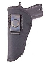 Rock Island 1911   Small of Back SOB IWB Conceal Nylon Holster. Made in USA