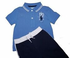 NWT Polo Ralph Lauren Baby Boys Big Pony Polo Shirt&Shorts Set, Shirt&Pants Set