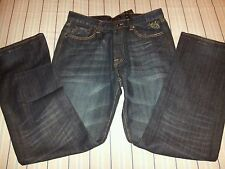 Ed Hardy mens Relaxed Denim jeans Regular & Big n Tall sizes MSRP $138 On sale