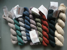 Knit Picks ALPACA CLOUD Yarn 100% Baby alpaca wool   $4.5/50gr   Various Colors