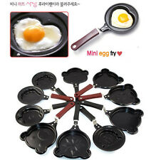 New 10 Model Stainless Steel lovely cartoon Non-Stick Omelette pan (A150)