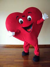 Special offer: Love-heart mascot for Valentine's Day or festivals