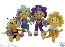"13""/33cm Fifi and the Flowertots New Plush Soft Toy New Official Violet Doll TV"