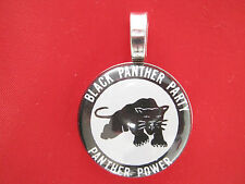 Black Panther Party Handmade   Pendant Necklace 1