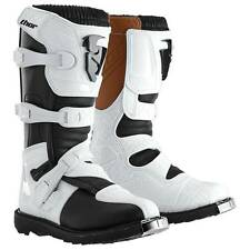 Thor Mx Gear 2015 Blitz White Ladies Motocross Dirt Bike Off Road Womens Boots
