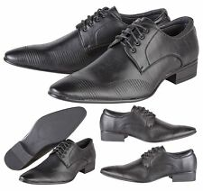 Dyanmic Mens Italian Designer Office Formal Wedding Work Casual Dress Shoes Size