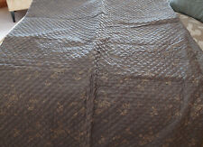 Spiegel~Newport News Quilted KING  Duvet Cover NEW