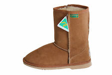 Australian Made Sheepskin UGG Boots Classic Short Men and Lady Chestnut Colour
