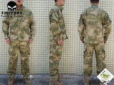 EMERSON Tactical Army BDU Combat Airsoft Wargame Paintball Uniform AT/FG EM6923