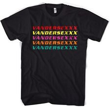EUROTRIP Exclusive T-SHIRT 10th Anniversary VANDERSEXXX Lucy Lawless 2-SIDED!