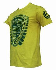 UN92 GearX Dry Wicking T-Shirts_Yellow