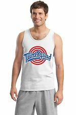 Space jam Tune Squad Hipster Tshirt TANK TOP WHITE