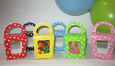 10 Lolly Candy Boxes Party Favours Loot Lolly Party Bag  Cupcake Box