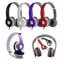 Wireless Bluetooth Stereo Headset Style Headphone Earphone + Mic+ FM Radio Hot