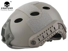 EMERSON PJ Type Military Tactical Airsoft Helmet Paintball Wargame FG EM5668