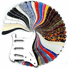 Strat Scratchplate/Pickguard/Pick Guard for SSS Fender Stratocaster S/S/S